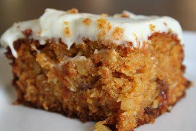 Ginger Cake Mix Tesco